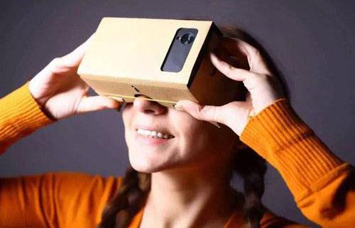 虚拟现实产业